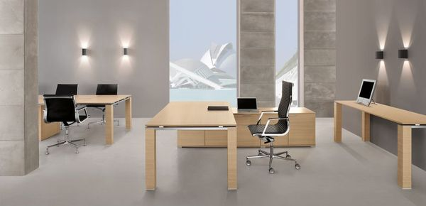Jet modern executive desk Skrivbord Klassiska